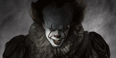 Pennywise GIF i made in photoshop. Follow me on instagram for more dark art @dylanhookerdesign