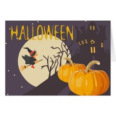Halloween Best Witches Card #halloween #holiday #creepyhollow #cards #postage