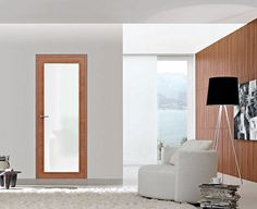 Tepa porta battente, vetro, Door 2000