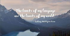 « Les limites de ma