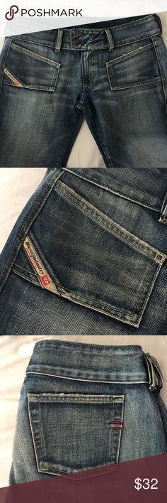 Diesel Jeans Diesel Denim jeans Diesel Jeans Boot Cut
