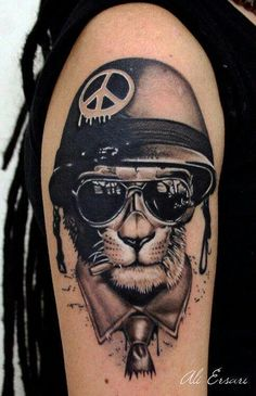 Coolest tattoo ever