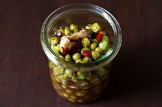 Pickled Peas | 18 Pickle Recipes That Are A Big Dill