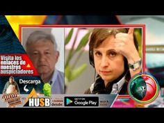 Aristegui revela que no ha investigado la tesis de AMLO porque todavía n...