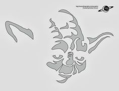 easy star wars pumpkin stencils free printable google search - Star Wars Halloween Pumpkin Carving Patterns
