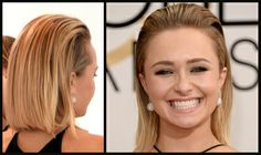 Hayden Panettiere at the 2014 Golden Globe Awards