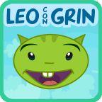 Leo con Grin, juegos para aprender a leer