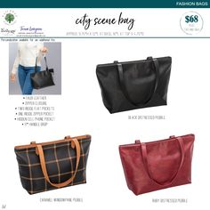 Thirty One Fall, Thirty One Party, Thirty One Gifts, 31 Gifts, Teen Shopping, Thirty One Business, Thirty One Consultant, 31 Bags, City Scene