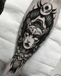 """5,610 Likes, 28 Comments - Tattoo Media Ink (@skinart_mag) on Instagram: """"Tattoo work by: @gansogalvao!!!) #skinartmag #tattoorevuemag #supportgoodtattooing…"""""""
