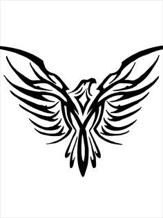 eb34287d8 eagle tattoo design for half sleeve. Stage 2 of a scorpio Tribal Bird  Tattoos,