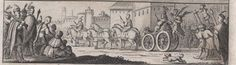 "Fragment z ""Commentariorum Chotinensis belli libri tres. Auctore Iacobo Sobieski […] Castellano Cracoviensi […]"" 1646 r."