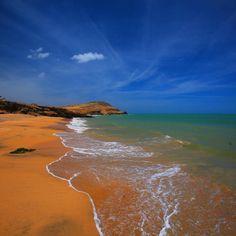 Cabo de la Vela Guajira #Colombia by Erica Victorson