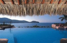 I loved this place, breakfast with this view, magic, La Casa Que Canta, Mexico,