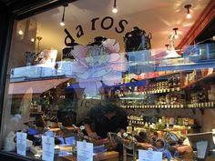 Picnicking in Paris? Pick up the best Iberian ham and caviar at the épicerie and Paris restaurant Da Rosa, in the 6th Arrondissement of Paris