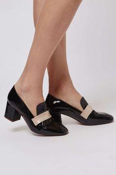 Brevet A Chaussure Haute Cour - Nouveau Look Rose BPG8VDbdOj