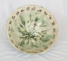 bowl with stamps