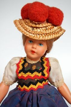 Germany Doll Gutach Schwarzwald