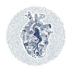 Artwork by Esther Goh, an independent illustrator and graphic designer based in…