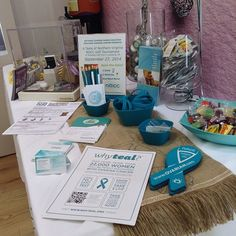 """photo: """"Come visit us at our Ovarian Cancer Awareness Event today till 4 pm ! Ovarian Cancer Awareness, Pandora, Board, Sign"""