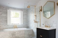 Blackheath project - Emma Collins Interiors - Bathroom Inspiration - Humphrey Munson Blog