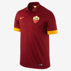 AS Roma Home Jersey Size L
