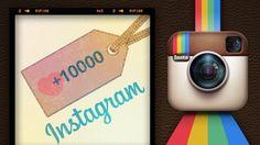 Buy 10000 followers for instagram profile