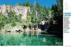 Visit all of Colorado's Great Lakes: Trappers, Piney, Isabelle, Ice, Hanging, Cathedral, Dream.