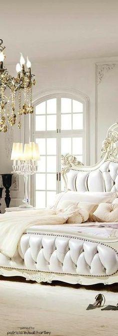 Beautiful Master Bed charisma design