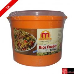 Red Forest Rice Cooker  Orange