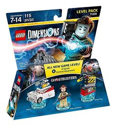 LEGO Dimensions Ghostbusters Level Pack 71228 LEGO