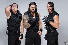 The-Shield-4-x-6-Photo-12-WWE-Roman-Reigns-Seth-Rollins-Dean-Ambrose