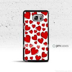 Love Hearts Case Cover for Samsung Galaxy S3 S4 S5 S6 S7 Edge Plus Active Mini Note 3 4 5 7