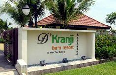 D'Kranji Farm Resort  - http://www.reservehotelsingapore.com/dkranji-farm-resort/
