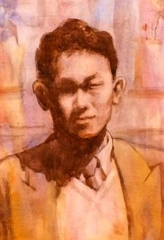 lee kuan yew painting - Google Search