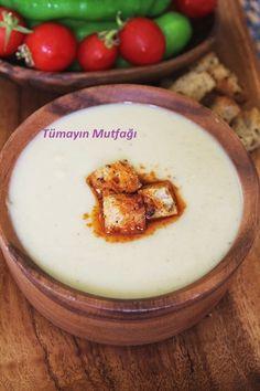 ÇEŞMİNİGAR ÇORBASI Greek Cooking, Cooking Time, Yummy Eats, Yummy Food, Turkish Recipes, Ethnic Recipes, Soup Starter, Food Blogs, Bon Appetit