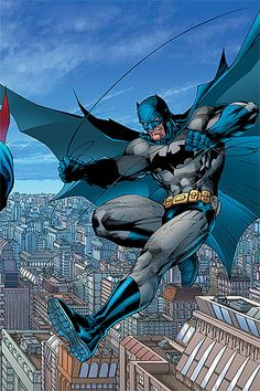 Jim Lee trio - Batman