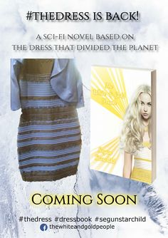 Poster for my upcoming book, 'The White & Gold People. Two Piece Skirt Set, White Gold, Book, People, Poster, Dresses, Fashion, Vestidos, Moda