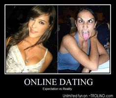 Online dating expectation vs reality