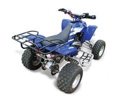 Yamaha Raptor 660 ATV Rear Sport Rack