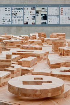 Ordos 100, 2011 Installation view 2nd floor, Kunsthaus Bregenz Photo: Markus Tretter © Ai Weiwei, Kunsthaus Bregenz