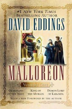 David Eddings  The Malloreon (5 Books)