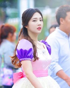 HQ |151007 #JOY Everland Joy And Sungjae Getting Married ❤️cr;wncjoy