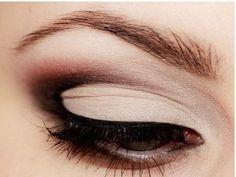 "макияж ""Птичка"" (карандашная техника)"