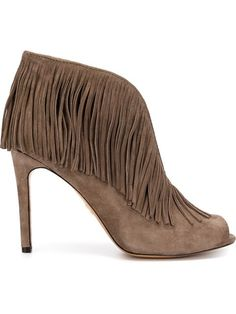 Shop Vince Camuto fringed ankle boots  in Tootsies from the world's best independent boutiques at farfetch.com. Shop 300 boutiques at one address.