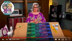 Sewing With Nancy, Nancy Zieman, Quilted Table Runners, Sewing Tools, Machine Quilting, Christmas Sweaters, Sisters, Quilts, Sewing Machines