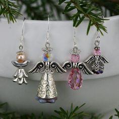 Making Swarovski Crystal Angels