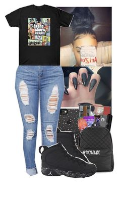 """""""Young M.A~Quiet Storm"""" by jasmine1164 ❤ liked on Polyvore featuring Casetify"""