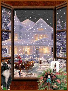 Christmas Snow.gif