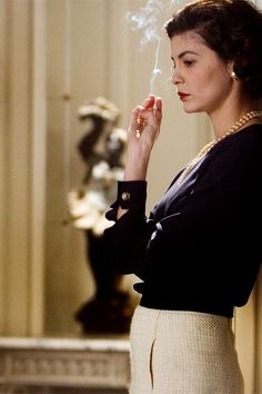 kweston:  Audrey Tautou in Coco Avant Chanel (2009)