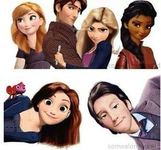 Doctor Who, Disneyfied